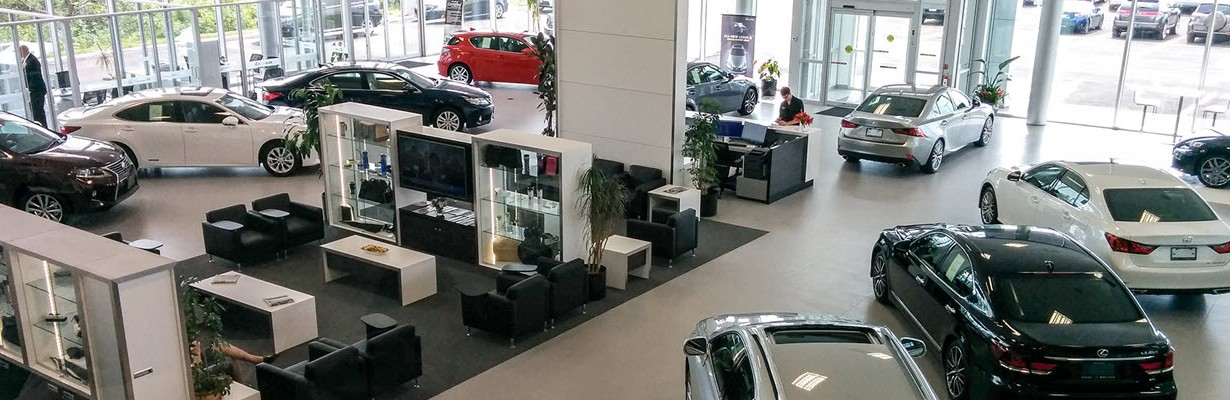 Inside our dealership