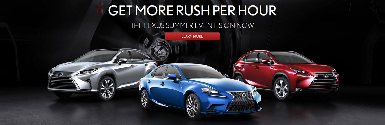 Lexus Summer Event