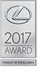 2016 Lexus Award