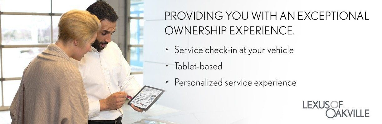 We provide Exceptional ownership experience