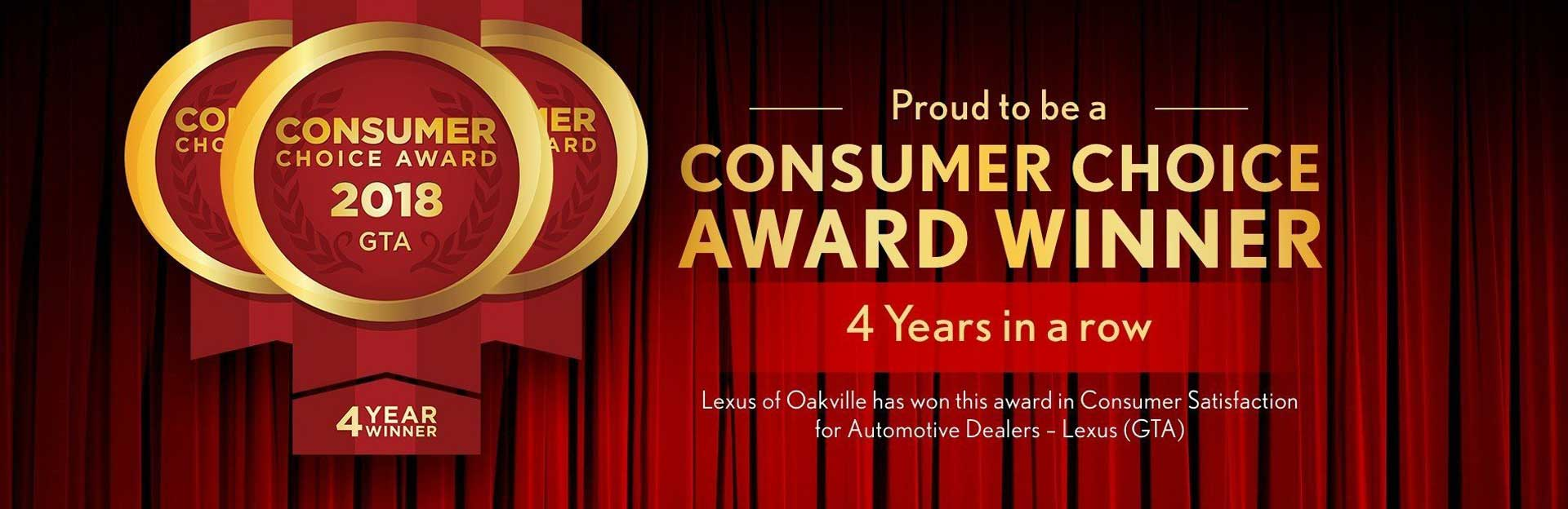 Consumer Choise Awards